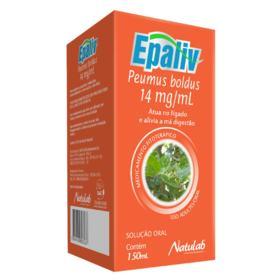 Epaliv Solução Oral - 14mg/ml | 150ml