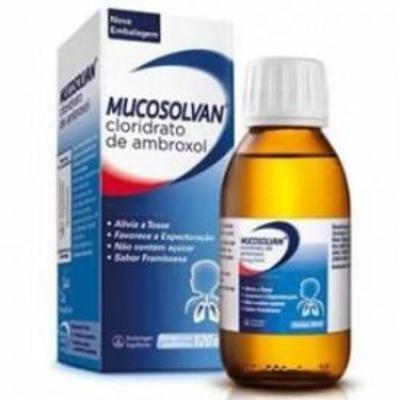 Imagem 2 do produto Mucosolvan Xarope Adulto 6mg/ml 120ml -