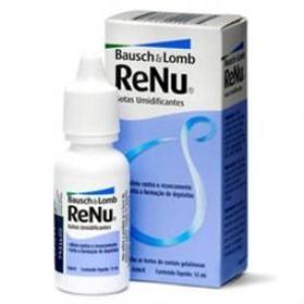 Renu Gotas Umidificantes para Lentes - 15ml