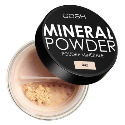 Pó Facial Gosh Copenhagen - Mineral Powder - Ivory