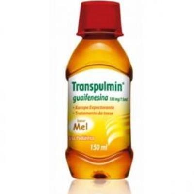 Transpulmin Xarope Infantil 150mL