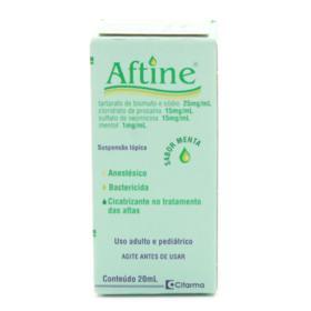 Aftine Suspensao Oral -  | 20ml