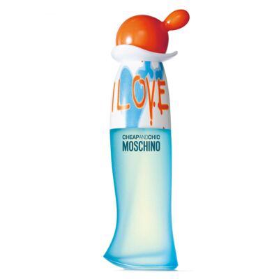 Imagem 1 do produto I love love Moschino - Perfume Feminino - Eau de Toilette - 100ml