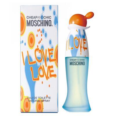 Imagem 2 do produto I love love Moschino - Perfume Feminino - Eau de Toilette - 100ml