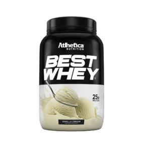 Best Whey Protein 900g - Atlhetica Nutrition - Best Whey Protein 900g - Atlhetica Nutrition - Vanilla Creme