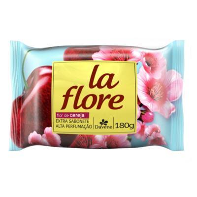 Sabonete La Flore Davene Flor de Cereja 180g