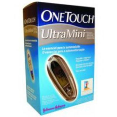 One Touch Ultra Mini Kit Johnson's