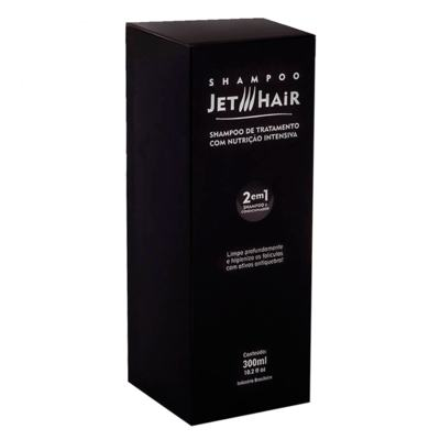 Imagem 2 do produto Jet Hair 2 em 1 - Tratamento Antiqueda - 300ml