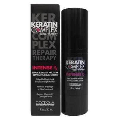 Keratin Complex Intense RX - Tratamento - 30ml