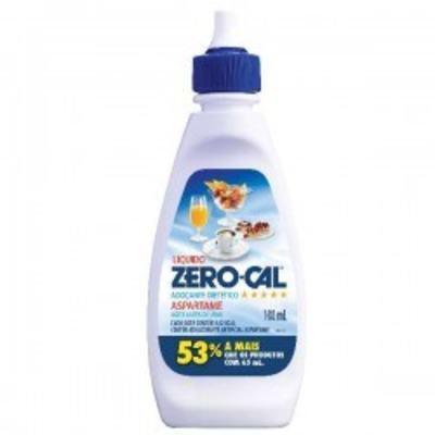 Imagem 1 do produto Adoçante Zero Cal Aspartame 100ml