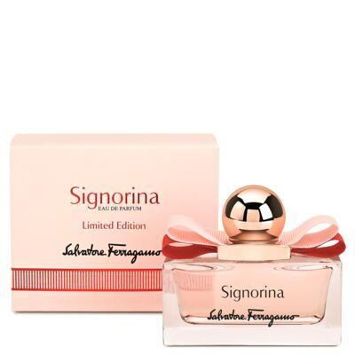 Imagem 2 do produto Signorina Salvatore Ferragamo - Perfume Feminino - Eau de Parfum - 100ml