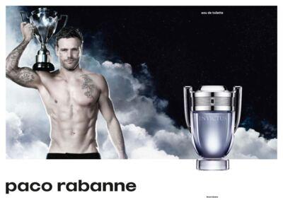 Imagem 3 do produto Invictus Paco Rabanne - Perfume Masculino - Eau de Toilette - 150ml