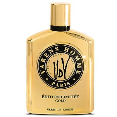 Varens Homme Gold Ulric de Varens - Perfume Masculino - Eau de Toilette - 100ml