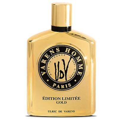 Imagem 1 do produto Varens Homme Gold Ulric de Varens - Perfume Masculino - Eau de Toilette - 100ml