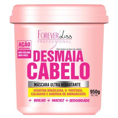 Imagem 1 do produto Forever Liss Desmaia Cabelo - Máscara Ultra Hidratante - 950g