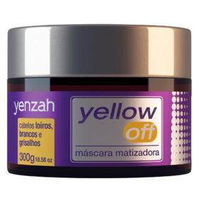 Yenzah Yellow Off - Máscara Matizadora - 300g
