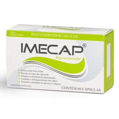 Imagem 1 do produto Rejuvenescedor Imecap 60 cápsulas