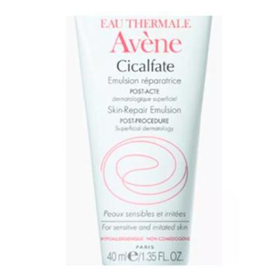 Imagem 2 do produto Eau Thermale Cicalfate Post-acte Emulsão Reparadora Avène - Tratamento Antivermelhidão - 40ml