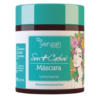 Yenzah Sou + Cachos - Máscara Umectante - 480g