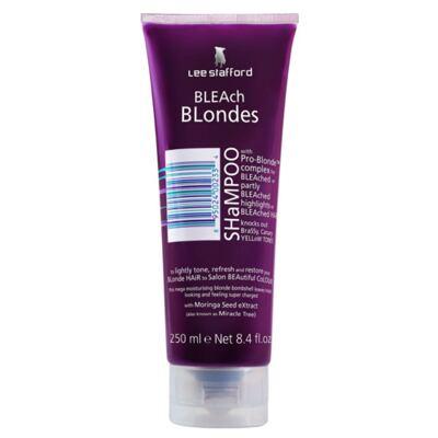 Imagem 1 do produto Lee Stafford Bleach Blonde - Shampoo - 250ml