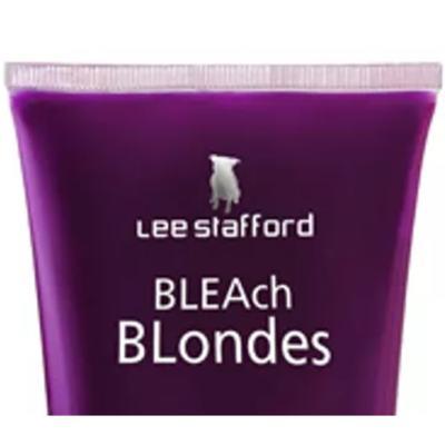 Imagem 2 do produto Lee Stafford Bleach Blonde Shampoo - Lee Stafford Bleach Blonde Shampoo 250ml
