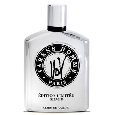 Homme Silver Ulric de Varens - Perfume Masculino - Eau de Toilette - 100ml