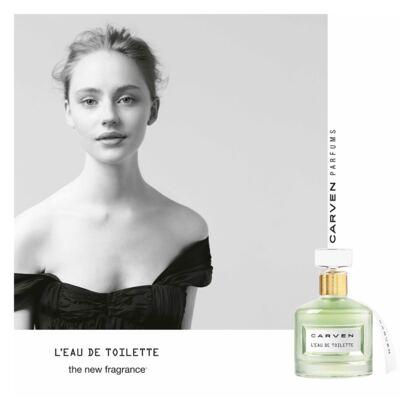 Imagem 3 do produto Carven L'eau Carven - Perfume Feminino - Eau de Toilette - 50ml