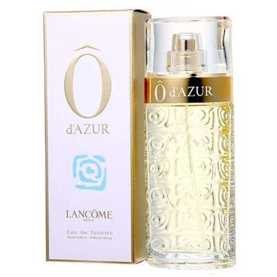 Imagem 2 do produto Ô D'azur Lancôme - Perfume Feminino - Eau de Toilette - 75ml