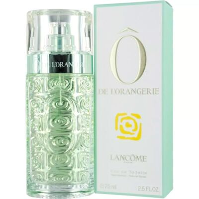 Imagem 2 do produto O de L'Orangerie Lancôme - Perfume Feminino - Eau de Toilette - 75ml