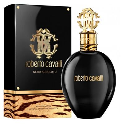 Imagem 2 do produto Nero Assoluto Roberto Cavalli - Perfume Feminino - Eau de Parfum - 50ml