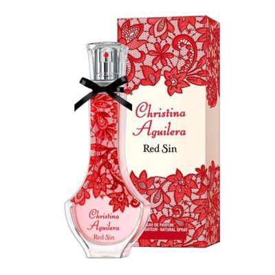Imagem 2 do produto Red Sin Christina Aguilera - Perfume Feminino - Eau de Parfum - 30ml