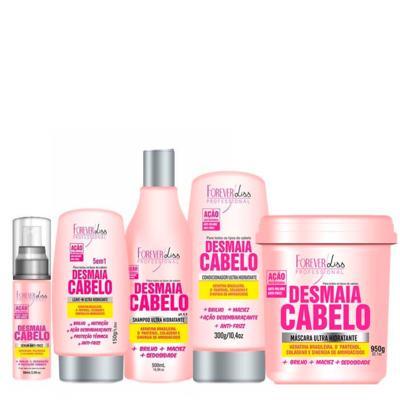 Imagem 2 do produto Forever Liss Desmaia Cabelo - Leave-in 5 em 1 - 150g