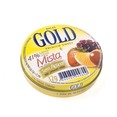 Imagem 1 do produto Bala Gold Mista 32g