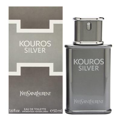 Imagem 3 do produto Kouros Silver Yves Saint Laurent - Perfume Masculino - Eau de Toilette - 50ml