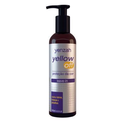 Leave-in Desamarelador - Yenzah Yellow Off - 240ml