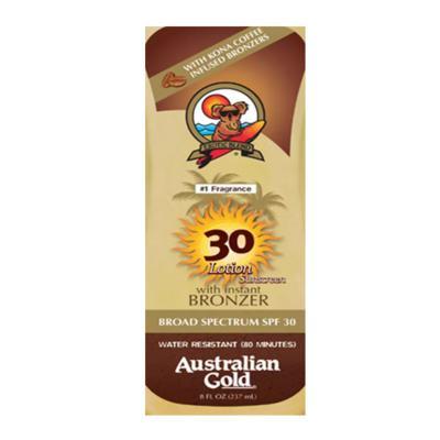 Imagem 2 do produto Kona Coffee Instant Bronzers SPF 30 Australian Gold - Protetor Solar - 237ml