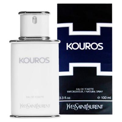 Imagem 2 do produto Kouros Yves Saint Laurent - Perfume Masculino - Eau de Toilette - 100ml