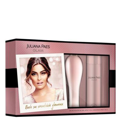 Imagem 1 do produto Juliana Paes Glam Juliana Paes - Kit - Perfume Feminino - Eau de Toilette - Kit