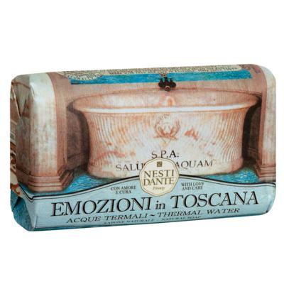 Emozioni In Toscana La Macchia Odorosa Nesti Dante - Sabonete Perfumado em Barra - 250g