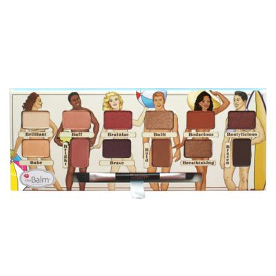Imagem 3 do produto Paleta de Sombras The Balm - Nude Beach - Estojo