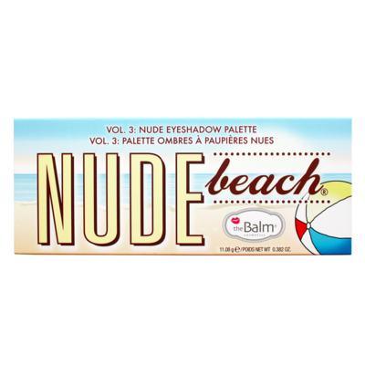 Imagem 4 do produto Paleta de Sombras The Balm - Nude Beach - Estojo