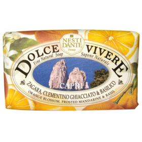 Dolce Vivere Capri Nesti Dante - Sabonete Perfumado em Barra - 250g