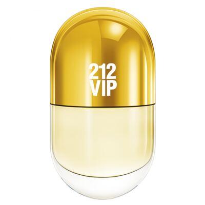 Imagem 1 do produto 212 Vip Pills Carolina Herrera - Perfume Feminino - Eau de Parfum - 20ml