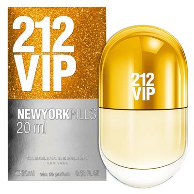 Imagem 2 do produto 212 Vip Pills Carolina Herrera - Perfume Feminino - Eau de Parfum - 20ml