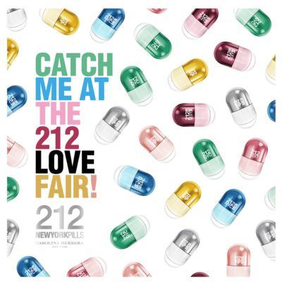 Imagem 4 do produto 212 Vip Pills Carolina Herrera - Perfume Feminino - Eau de Parfum - 20ml