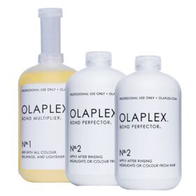 Olaplex Kit Salon Intro - Tratamento - 3x 525ml