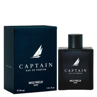 Imagem 2 do produto Captain Molyneux - Perfume Masculino - Eau de Parfum - 30ml