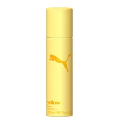 Imagem 1 do produto Puma Yellow - Desodorante Feminino - 150ml