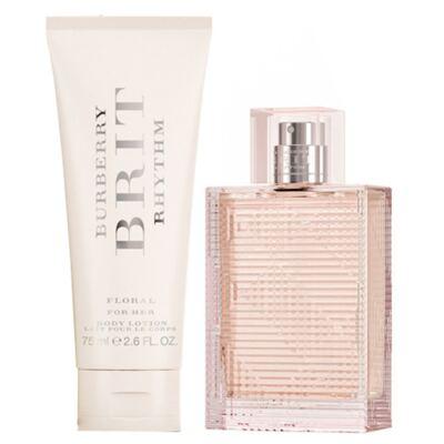 Imagem 2 do produto Birt Rhythm Floral Burberry - Feminino - Eau de Toilette - Perfume + Loção Corporal - Kit