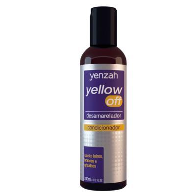 Yenzah Yellow Off - Condicionador Desamarelador - 240ml